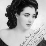 A publicity portrait from 1939, autographed to her friend, Alan Brock.