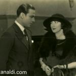 Valentino and Nita in a scene from Cobra (Mary Mallory Collection)