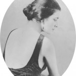 Nita in 1918, photo by Campbell Studios.
